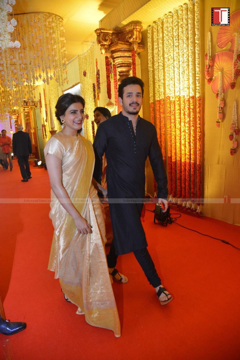 Nimmagadda Prasad Daughter Wedding Photos TollywoodTimes